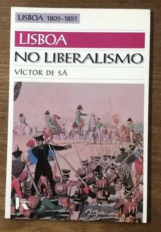 lisboa no liberalismo, victor de sá, lisboa 1805 a 1851