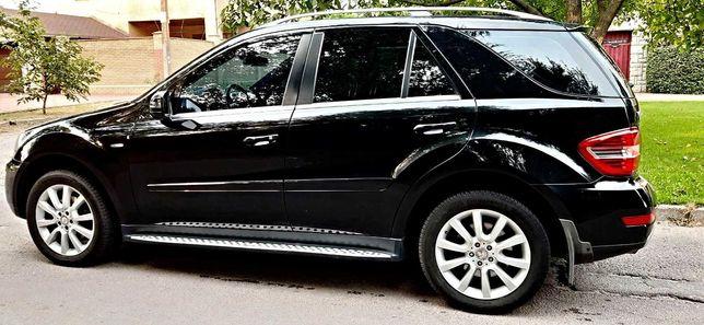 Mercedes-Benz ML 350 CDI официальный