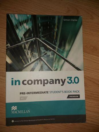 In Company 3.0 Pre-Intermediate Clarke S. Macmillan