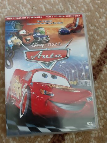 Film DVD Auta Cars