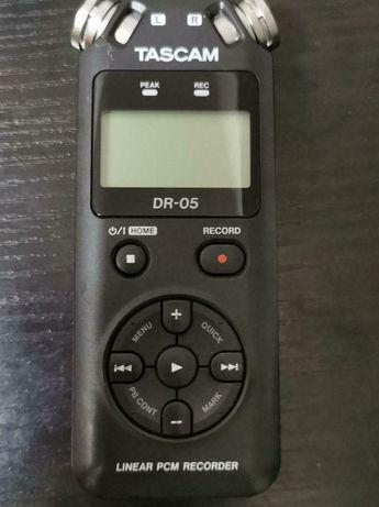 Рекордер Tascam DR-05 3.5 диктофон аудиокарта тип Zoom H1 Zoom H2