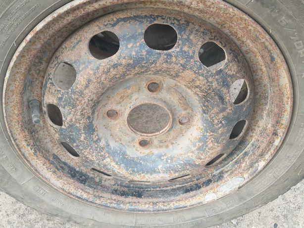 Диски металеві R14 4*108