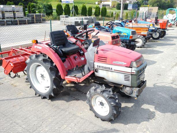 Traktorek japoński shibaura p175f