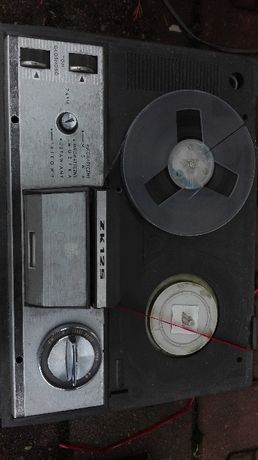 magnetofon szpulowy ZK-125 Grundig