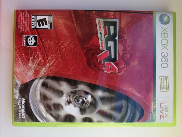 Project Gotham Racing 4 (PGR4) Xbox 360