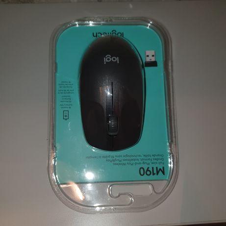Mysz optyczna logitech m190