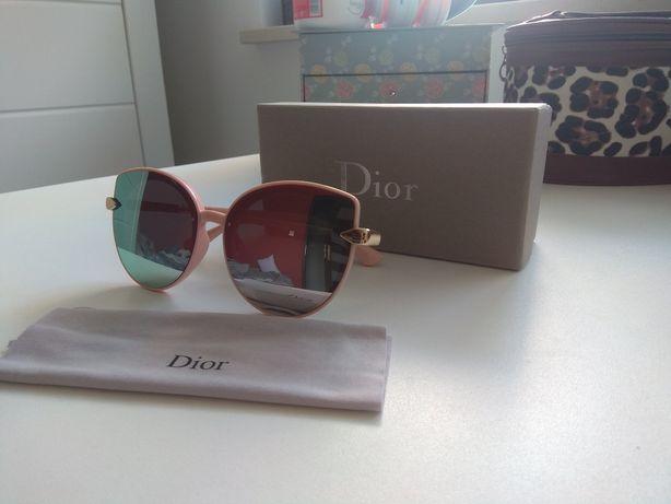 Nowe okulary Dior z pudełkiem