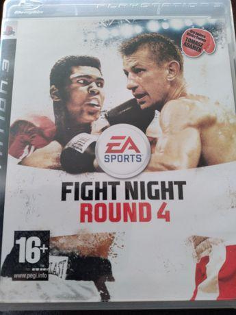 Fight night round4 ps3