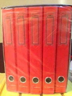 Pastas de Arquivo Lomba L40, Caixa com 10 pastas