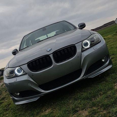 BMW E90 E91 Po Lift LCI DOKŁADKI Splittery Spoiler