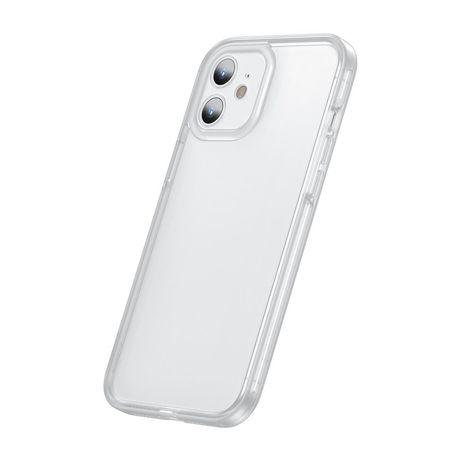 Capa Baseus Camera Lens Protector Durable Flexible Gel Iphone 12 Mini Transparente (Frapiph54n-02)