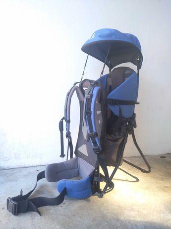 Mochila-transportadora Deuter Kid Aircomfort