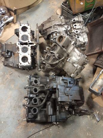 Gsxf gsx gsf Bandit silnik silniki na części 3 sztuki