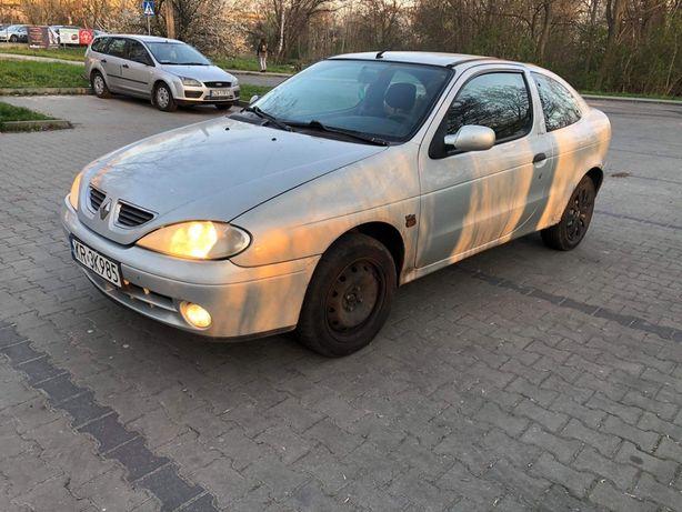 Renault megane coupe 1.6 benzyna zobacz zamiana