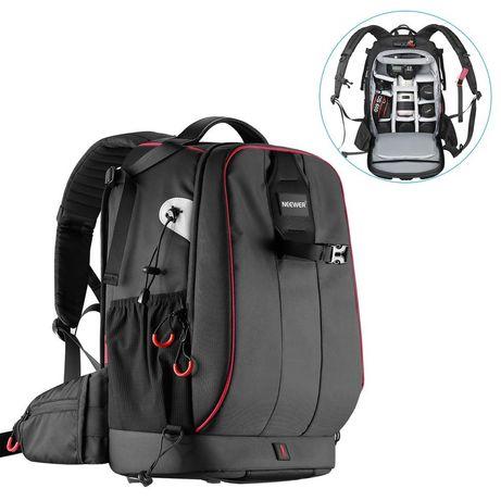 Mochila para equipamento de fotografia e vídeo (NOVA)
