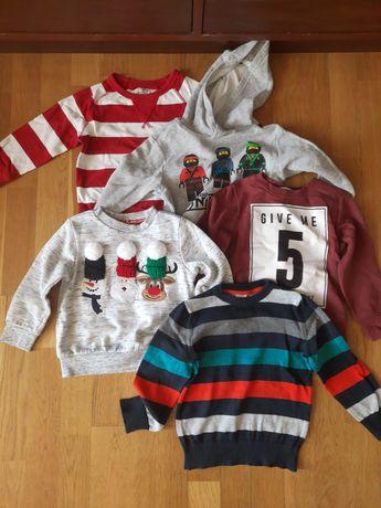 Bluza sweter bluzy 98-104H&M C&A f&F