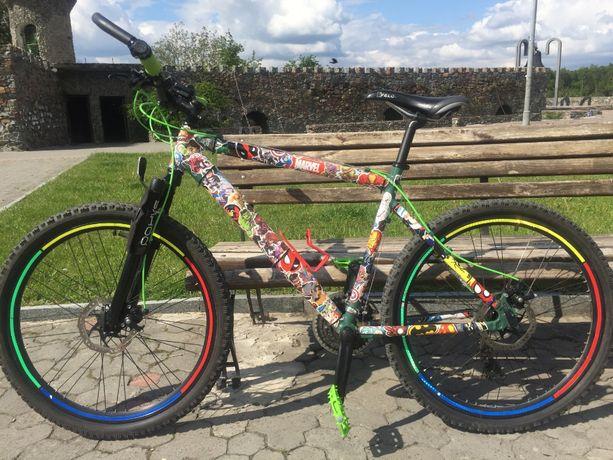Горный велосипед алюминиевый 26