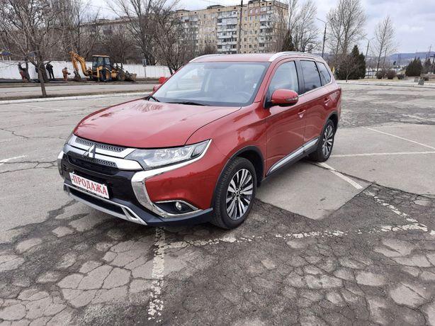 Авто Mitsubishi OutlanderXL 2019 газ/б.,обмен[Рассрочка, взнос от 25%]