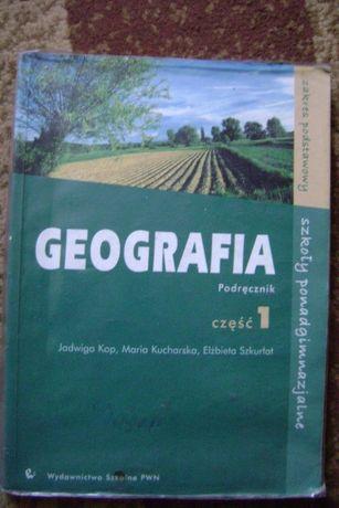 Podręcznik do geografii J. Kop M. Kucharska E. Szkurłat