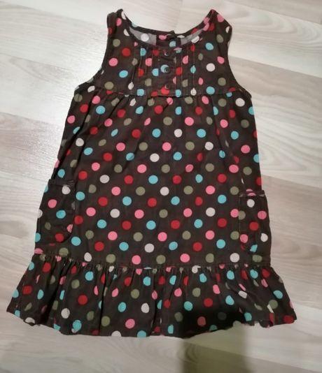 Sukienki rozmiar 92,98,104