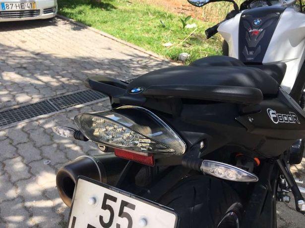 Farol traseiro led bmw f650 f800 R1200 GS
