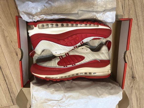 Nike Air Max 98 university red 43