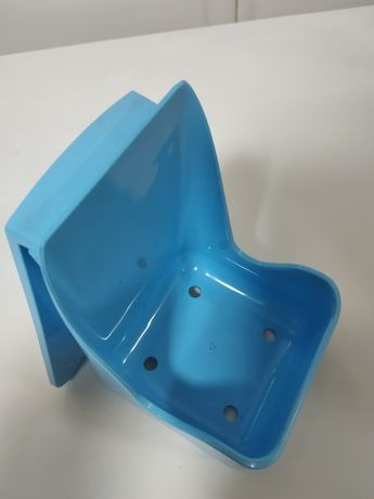 Suporte plástico de parede para Desinfetante de mãos