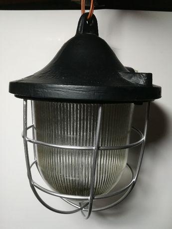 Lampy Retro-Loft