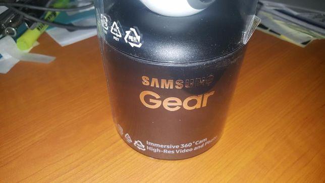 Camara Samsung Gear 360 NOVA