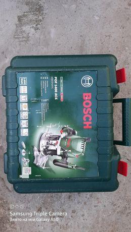Фрезер Bosch 1400 + фреза