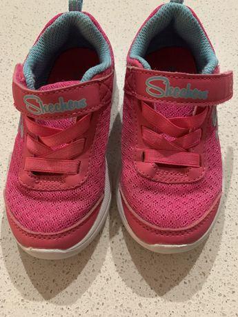 Детские кроссовки Skechers. 23.