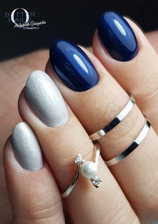 Manicure hybrydowy, hybryda, stylizacja paznokci żelem
