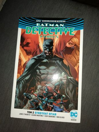 Komiks DC Batman nr 2 Egmont