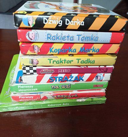 Książki dla maluchów z twardymi kartkami