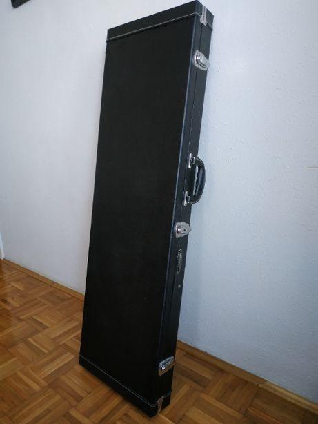 Futerał walizka na gitarę basową Canto