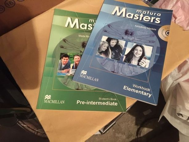 Matura Masters Workbooks