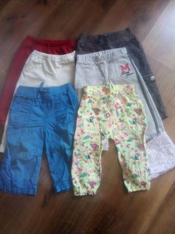 Spodnie dla dziewczynki, zestaw