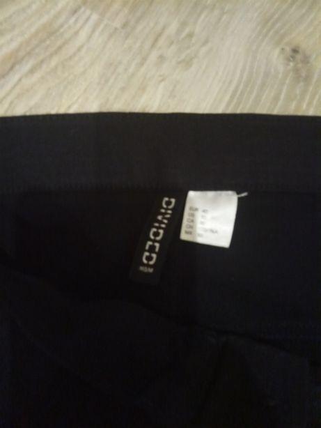Spodnie, legginsy h&m divided rozm 40 zamek