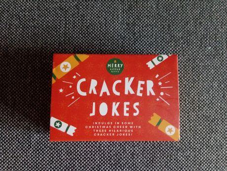 kart do gry cracker jokes