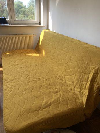 Nyhamn - rozkładana sofa 3-osobowa