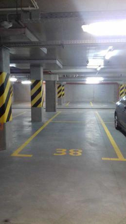 Wynajem miejsca postojowego w garażu podziemnym, Czesława Niemena 9.
