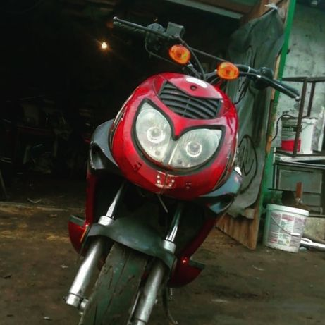 Продам скутер не находу