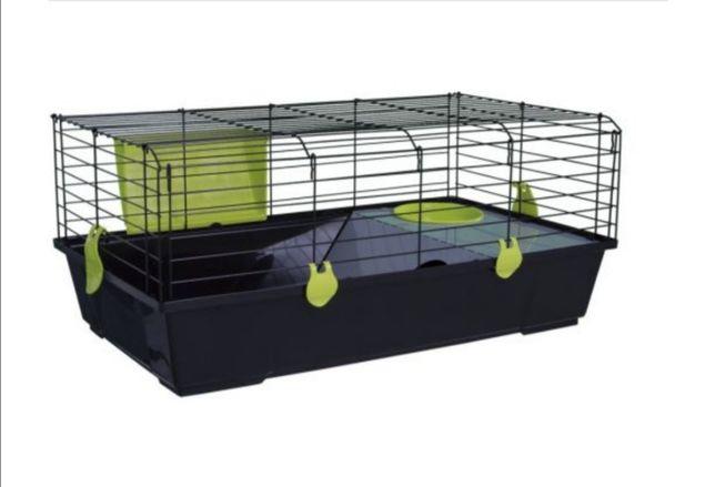 Gaiola roedor/coelho anão nova
