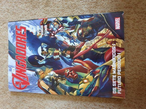 Os Vingadores Marvel