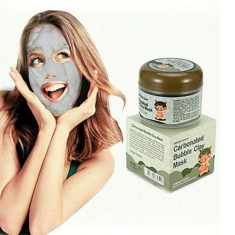 Пузырьковая маска Bioaqua Carbonated Bubble глубокого очищения