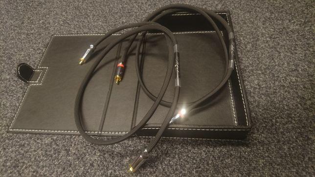 TA Kable I Sagitarius interkonekt stereo RCA 2x 1m Trans Audio Hi-Fi