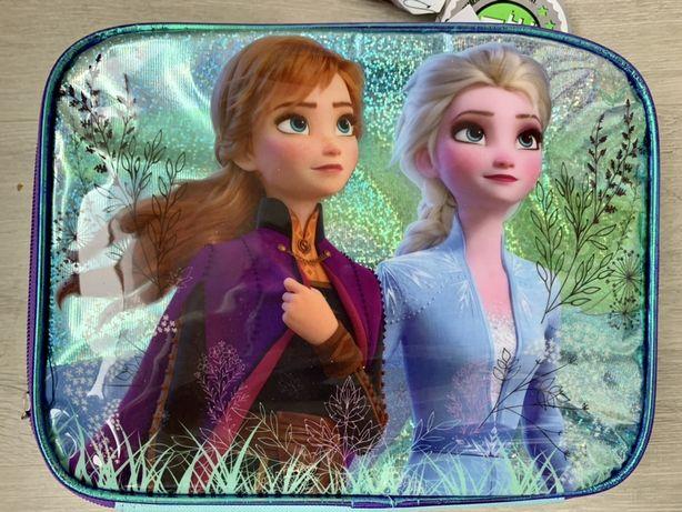 Термо-сумка ланч бокс frozen холодное сердце