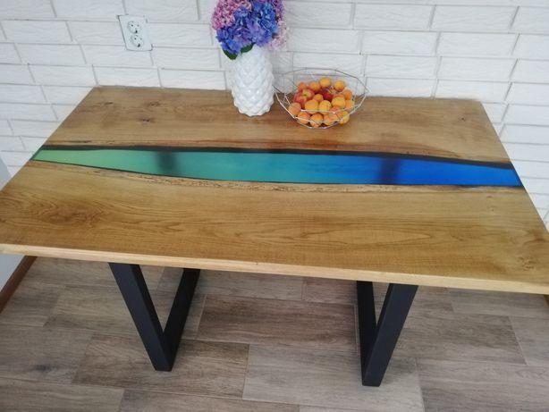 Продам стіл з епоксидної смоли