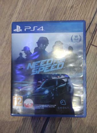 Gra Need For Speed PlayStation 4