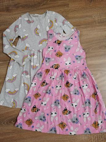 Платья на девочку H&M